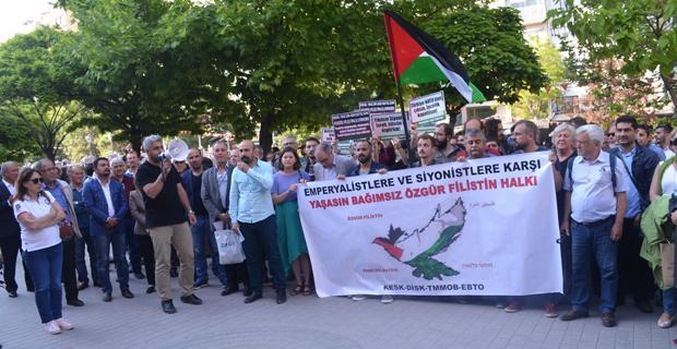 Filistin Halkı yalnız değildir