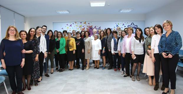 Kadın Danışma Ve Dayanışma Merkezi 10. kuruluş yılını kutluyor