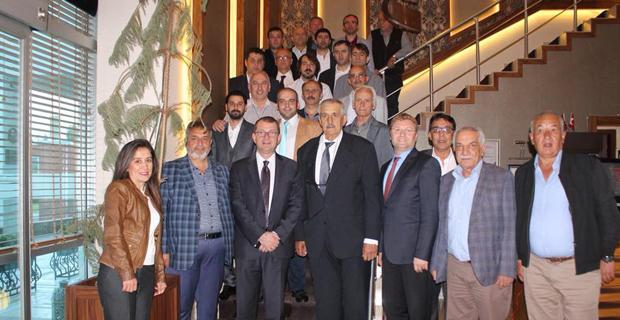 Lokantacıların bölge toplantısı Eskişehir'de yapıldı