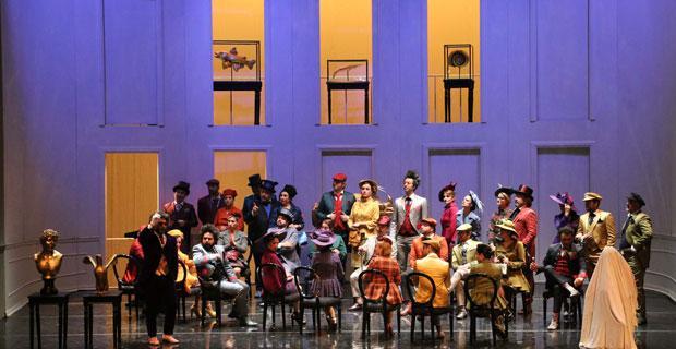 'The rake's progress' operası  Eskişehir'den tam not aldı