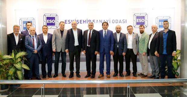 Eskişehir'in sanayi gelişimi değerlendirildi