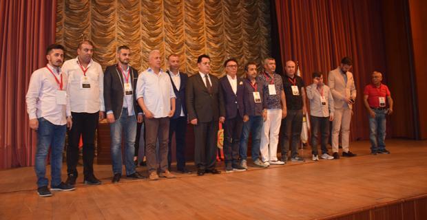 İşte Eskişehirspor'un yeni yönetimi
