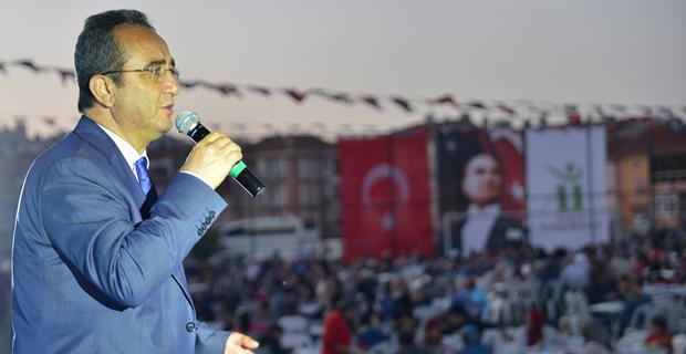 Yoksulluğun olmadığı bir Türkiye istiyoruz