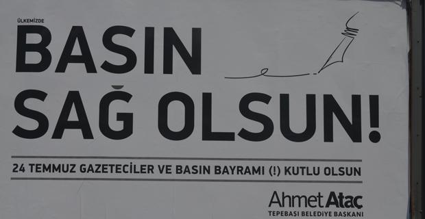 Ataç'tan 'imalı' kutlama