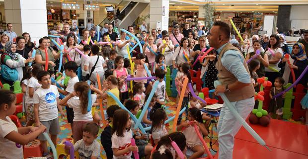 Balon Show herkesi şaşırttı