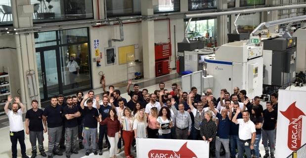 Başkan Ataç fabrika ziyaretlerini sürdürüyor