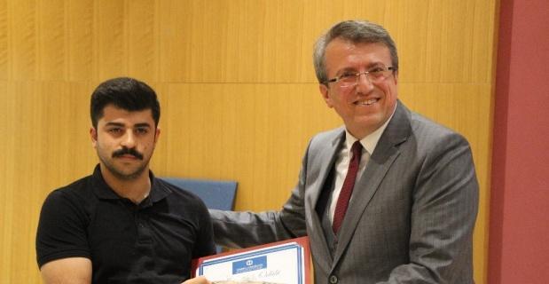 'Engelsiz Açıköğretim' yarışmasında ödüller dağıtıldı