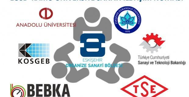 EOSB''de Kamu-üniversite ve sanayi  işbirliği