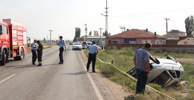 Trafik kazasında; 2 ölü 2 ağır yaralı