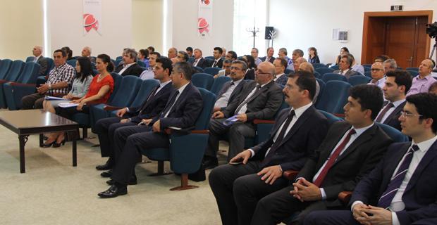 Eskişehir'de 459 projenin 52'si tamamlandı