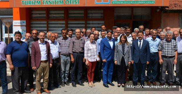 Eskişehir'i ve Seyitgazi'yi birlikte yöneteceğiz