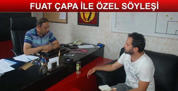 Eskişehirspor bu ligi hak etmiyor