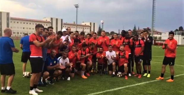 Eskişehirspor'dan farkındalık videosu
