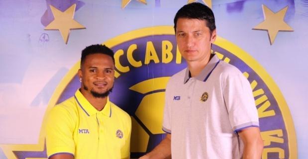 Eskişehirspor'un yıldızı Maccabi Tel Aviv'e imza attı