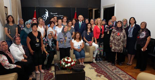 Kılıçdaroğlu'ndan Belediye Başkanlarına büyük övgü