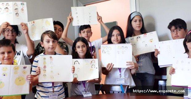 Masal şatosu 4'üncü çocuk akademisi devam ediyor
