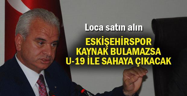 Güler'den Eskişehirspor'a destek çağrısı