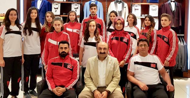 Sararspor 15 Temmuz Şehitleri anma yarışmasında