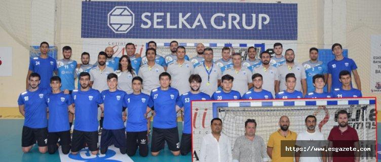 Selkaspor'da hedef en az bir kupa