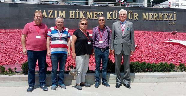 Sühely Batum ADD Genel Başkanı oldu