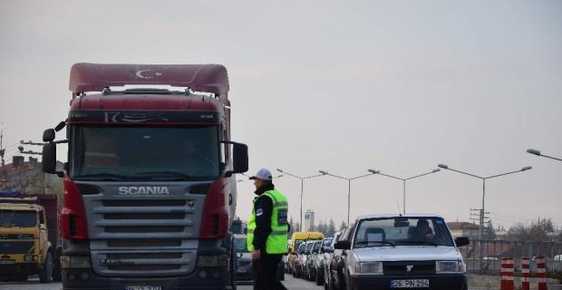 Eskişehir trafiğinde 281 bin 853 adet araç var