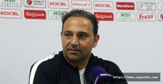 """Fuat Çapa: """"Eskişehirspor'un yaşadıkları üzücü"""""""