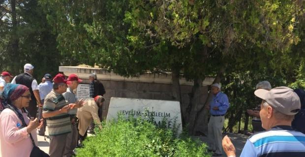 Koca Çınar Yaşam Merkezi müdavimleri için Mihallıççık gezisi