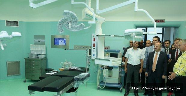 Şehir Hastanesi Bölgemizin Sağlık Merkezi Olacak