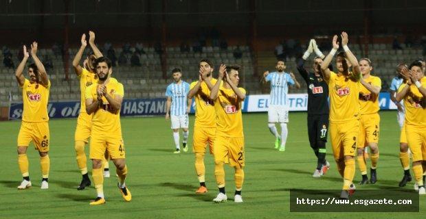Adana Demirspor: 4 - Eskişehirspor: 0
