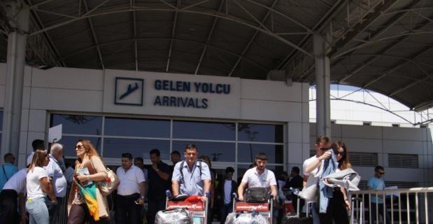Antalya'da turizmde yeni rekor