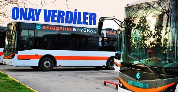 Büyükşehir 40 otobüs alacak