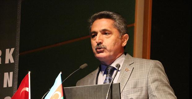 Cemal Mustafayev  Eskişehir'de anıldı