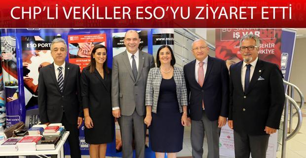 Eskişehir sanayisi Türkiye ekonomisine gelir sağlıyor
