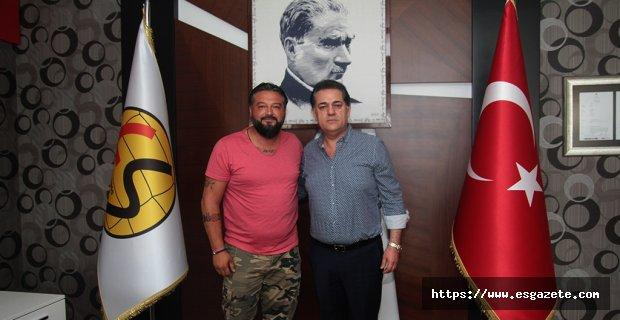 Eskişehirspor'a destek Almanya'dan geldi