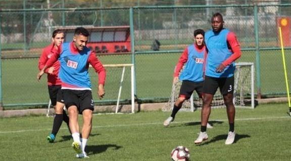 Eskişehirspor'da kupa hazırlıkları başladı