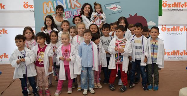 Minik Doktorlar Özdilek' te