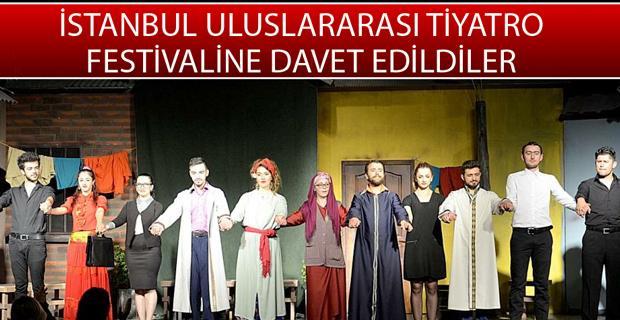 Sui Generis Tiyatro Eskişehir'i temsil ediyor