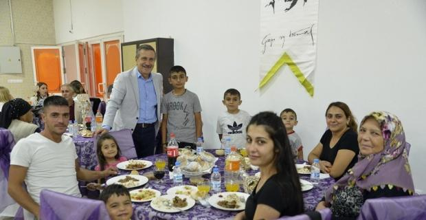 Tepebaşı Belediyesi, Muharrem Ayı sebebiyle iftar yemeği ve aşure ikramı