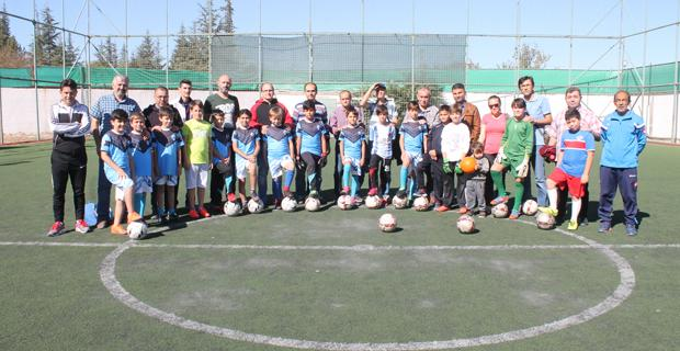 Demirspor'da kış okulları başladı