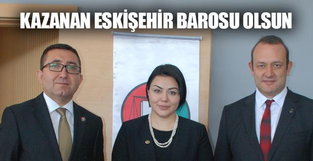 Eskişehir Barosu'nda seçim heyecanı