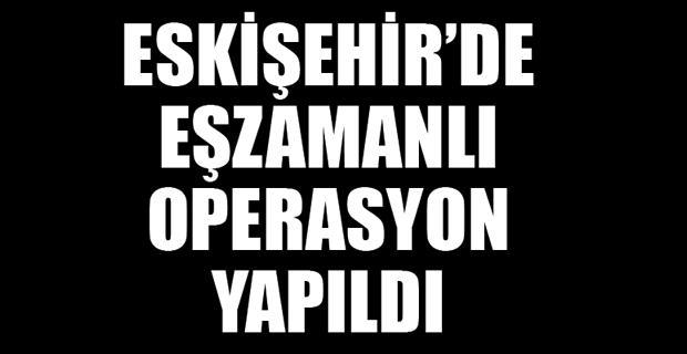Eskişehir'de aranan 6 zanlı yakalandı