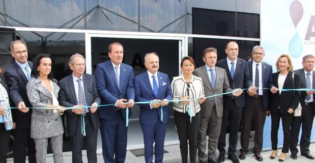 Eskişehir'de ilk ilaç fabrikası açıldı