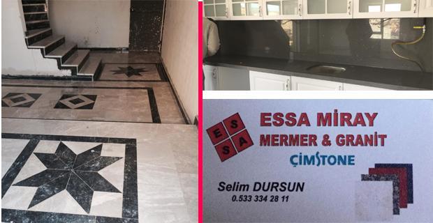 Essa Miray Mermer&Granit