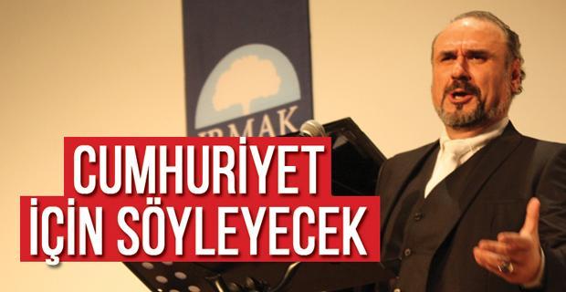 Hakan Aysev Eskişehir'e geliyor