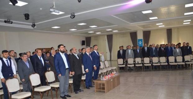 Sivrihisar'da Camiler ve Din Görevlileri Haftası kutlaması