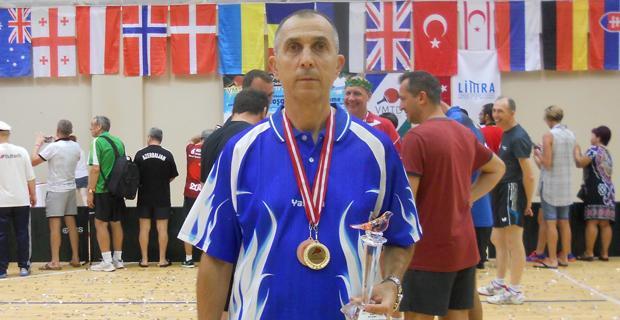 Uluslararasıturnuvada şampiyon oldu
