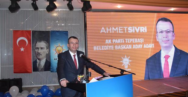 Ahmet Sivri'den iddialı başlangıç