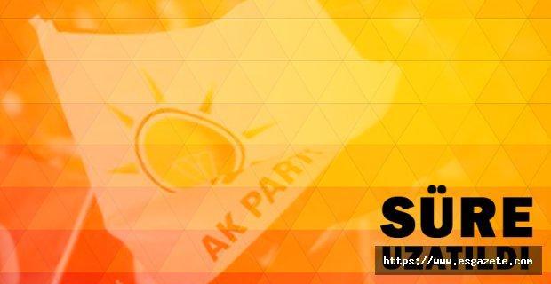 AK Parti'de başvuru süresi uzatıldı