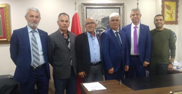 Ali Acar STK ziyaretlerini sürdürüyor
