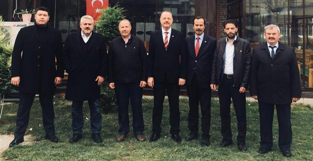BBP'nde Eskişehir il Kongresi Hazırlıkları